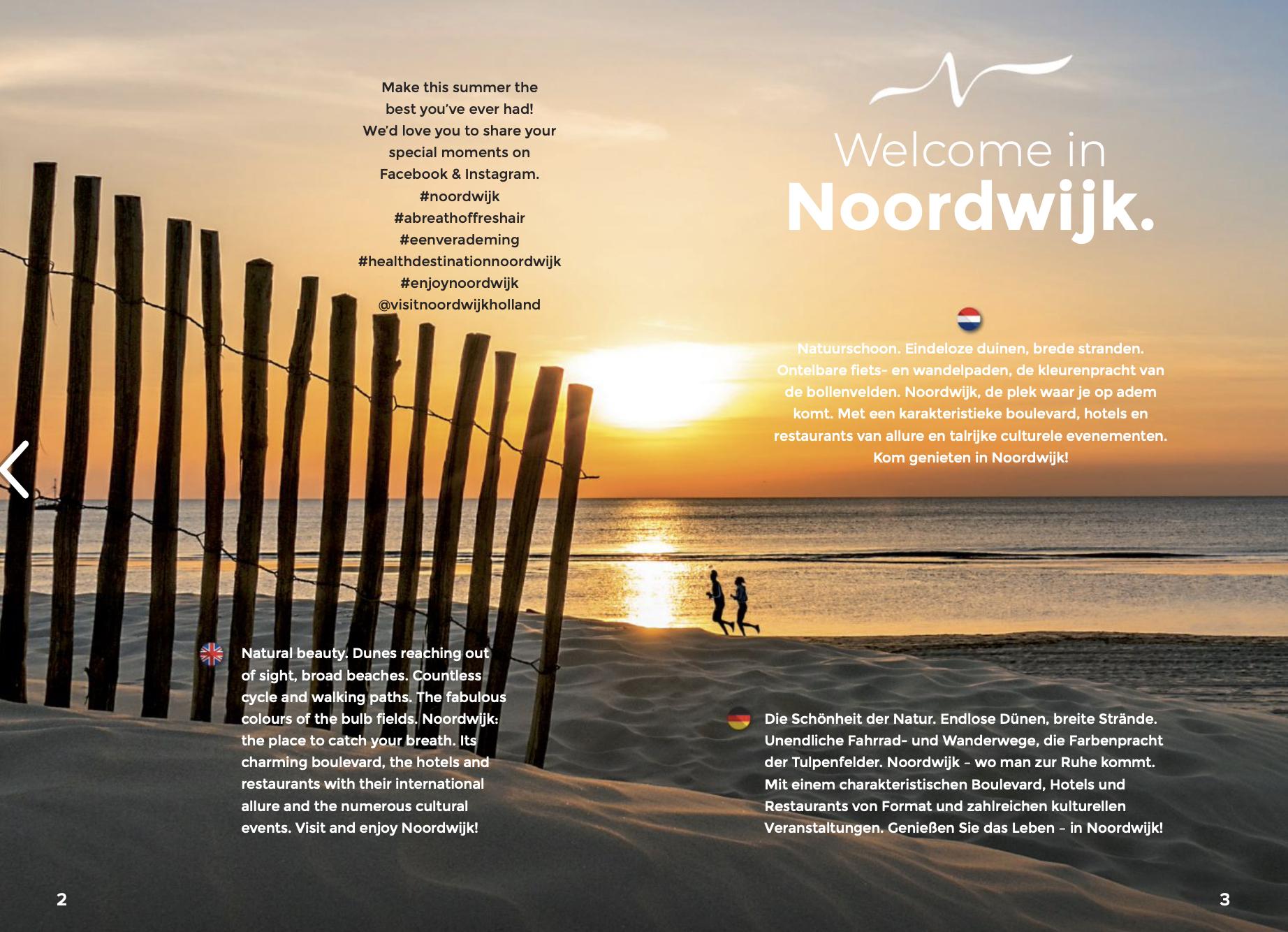 Noordwijk Exclusive for Visitors